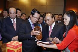 Thúc đẩy cơ hội hợp tác giữa doanh nghiệp Việt Nam - Campuchia