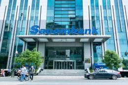 Tỷ lệ nợ xấu của Sacombank giảm xuống còn 1,96%