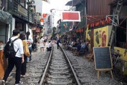 Hà Nội xử lý vi phạm trật tự an toàn giao thông trên đường sắt