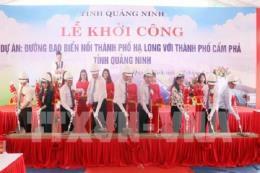 Gỡ khó cho dự án đường bao biển nối Hạ Long - Cẩm Phả