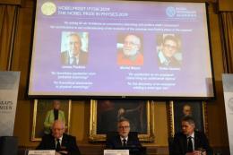 Công bố chủ nhân giải Nobel Vật lý 2019