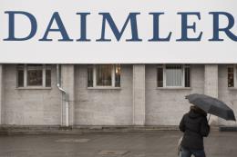 Doanh số ô tô của Daimler cao kỷ lục trong quý III/2019