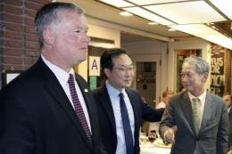 Mỹ - Hàn Quốc - Nhật Bản họp 3 bên về phi hạt nhân hóa Triều Tiên