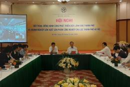 Hà Nội sẽ có 100 sản phẩm được công nhận sản phẩm công nghiệp chủ lực