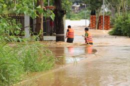 Bình Phước làm rõ nguyên nhân trận lũ bất thường tại thành phố Đồng Xoài
