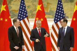 Trung Quốc không kỳ vọng về đàm phán thương mại với Mỹ