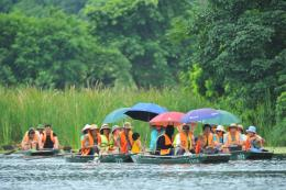 Các thành phố hạ lưu sông Mekong hợp tác thu hút du lịch