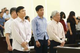 Xét xử phúc thẩm vụ án xảy ra tại Vinashin