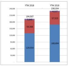 Thị trường ô tô Việt Nam 2019 có thể xác lập kỷ lục mới về doanh số