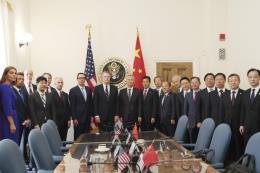Moody's: Thỏa thuận mới giữa Mỹ và Trung Quốc không giải quyết được bất đồng
