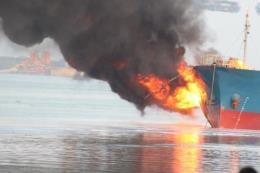 Nổ tàu chở dầu Iran: Giới chuyên gia nhận định là