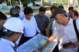 Giám sát giải phóng mặt bằng của dự án Cầu Mỹ Thuận 2