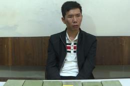 Sơn La bắt giữ đối tượng vận chuyển trái phép 6 bánh heroin