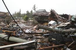 Động đất rung chuyển Tokyo trong lúc siêu bão Hagibis đổ bộ