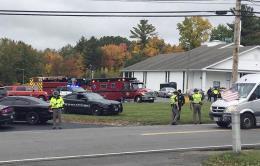 Xả súng ở một nhà thờ tại New Hampshire