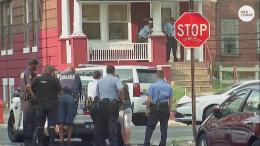 Nổ súng tại Philadelphia khiến nhiều người bị thương
