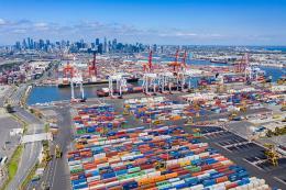 Deloitte: Australia hưởng lợi từ căng thẳng thương mại Mỹ - Trung