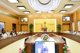 Nghị quyết về quản lý, sử dụng các Quỹ tài chính nhà nước ngoài ngân sách