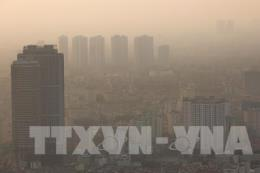 Ô nhiễm không khí ở Hà Nội, Tp. Hồ Chí Minh khác thường so với mọi năm