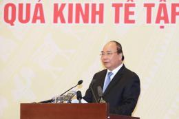 Thủ tướng: Đưa kinh tế tập thể, hợp tác xã phát triển nhanh và bền vững