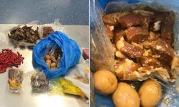Mang thịt lợn chưa nấu chín, một phụ nữ Việt Nam bị từ chối nhập cảnh Australia