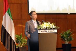 Việt Nam và UAE thúc đẩy hợp tác kinh tế, thương mại