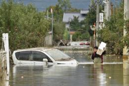 Thông tin mới nhất về số nạn nhân do siêu bão Hagibis ở Nhật Bản