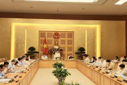 """Phó Thủ tướng Trịnh Đình Dũng: Cần hành động nhanh chóng và quyết liệt gỡ """"thẻ vàng"""""""