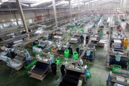 Việt Nam - điểm đến của nhiều công ty sản xuất hàng công nghiệp