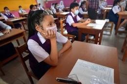 Nhiều trường học ở Indonesia phải đóng cửa do khói bụi cháy rừng