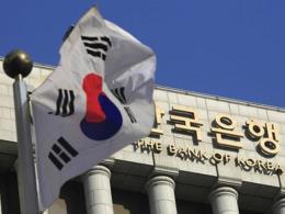 Ngân hàng Trung ương Hàn Quốc hạ lãi suất thấp kỷ lục 1,25%