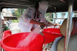 Vụ ô nhiễm nguồn nước sạch sông Đà: Làm rõ hành vi đổ trộm dầu thải