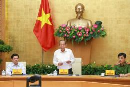 Phó Thủ tướng: Xử lý