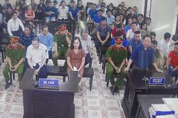 Phiên xét xử vụ gian lận điểm thi ở Hà Giang kéo dài so với dự kiến