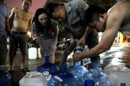 Khởi tố vụ án gây ô nhiễm nguồn nước sạch cung cấp cho Hà Nội