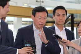Tòa án tối cao giữ nguyên phán quyết của tòa cấp cao đối với Chủ tịch Lotte