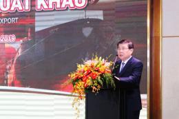 Tp. Hồ Chí Minh tìm giải pháp đẩy mạnh xuất khẩu