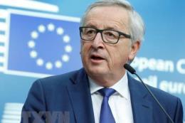 Hội nghị thượng đỉnh EU thông qua thỏa thuận Brexit