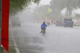 Dự báo thời tiết 2 ngày tới: Trung Bộ tiếp tục mưa dông