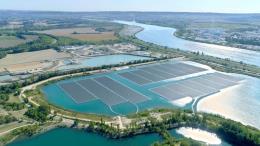 Khánh thành nhà máy năng lượng Mặt trời nổi lớn nhất châu Âu