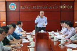Kiểm tra, chỉ đạo giải quyết ùn ứ nông sản tại cửa khẩu Tân Thanh (Lạng Sơn)