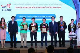 12 tổ chức, cá nhân đạt Giải thưởng Đổi mới sáng tạo và khởi nghiệp Tp. Hồ Chí Minh