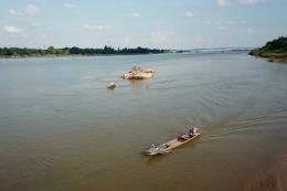 Nguyên nhân nước sông Mekong tại Thái Lan cạn nhanh