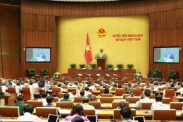 Kỳ họp thứ 8, Quốc hội khóa XIV: Bảo đảm vững nguồn thu ngân sách nhà nước
