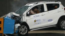 Hé lộ video xe VinFast được kiểm định từ ASEAN NCAP