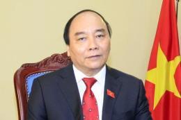 Thủ tướng Nguyễn Xuân Phúc lên đường dự lễ đăng quang của Nhà Vua Nhật Bản