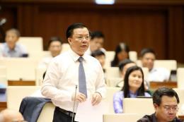 Kỳ họp thứ 8, Quốc hội khóa XIV: Cho ý kiến về nợ đọng thuế, Luật Chứng khoán