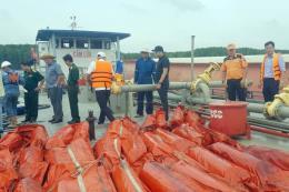 Vụ chìm tàu trên sông Lòng Tàu: Sắp thông luồng một chiều Sài Gòn – Vũng Tàu