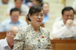 """Kỳ họp thứ 8, Quốc hội khóa XIV: """"Nóng"""" vấn đề thời gian làm việc bình thường"""