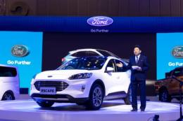 Ford bất ngờ giới thiệu concept Escape tại Triển lãm Ô tô Việt Nam 2019